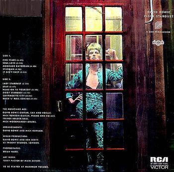 ziggy stardust album back