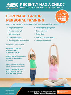 Corenatal courses 2016