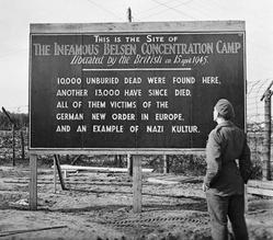 belsen sign