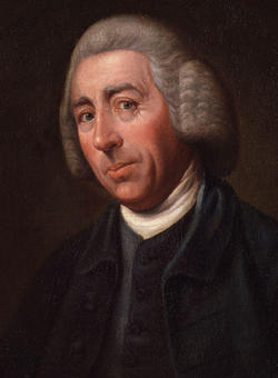Lancelot Capability Brown by Nathaniel Dance