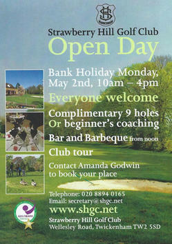 Open Day Flyer 2016