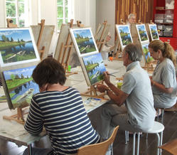 Painting Class Orleans