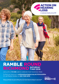 Ramble round Richmond 2016