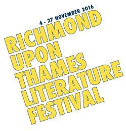 Richmond Literature Festival 2016