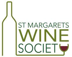 St Margarets wine tasting logo
