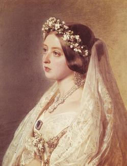 queen victoria 1840