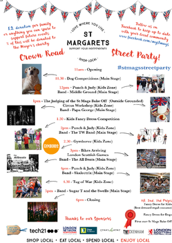 crown road summer 2016 fair poster