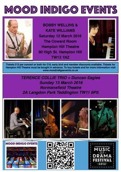 jazz concert 13 3 16 concert flyer