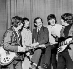 Image - BRIANMATTHEW_Brian-and-the-Beatles