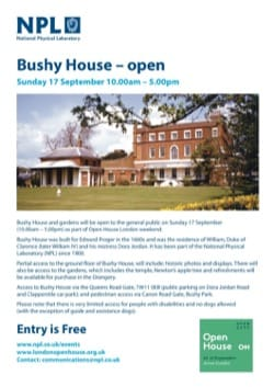 Image - Bushy-House-Open-Flyer-2017