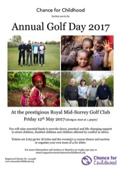 Image - Chance-for-Childhood-Golf-Day-2017