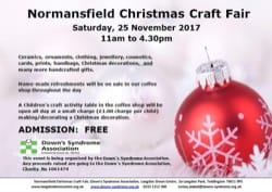 Image - NORMANSFIELD-xmas-craft-fair-2017