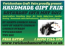 TWICKCRAFTFAIR 2 13th May 2017 FRONT