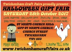TWICKCRAFTFAIR 6 28th October 2017 FRONT