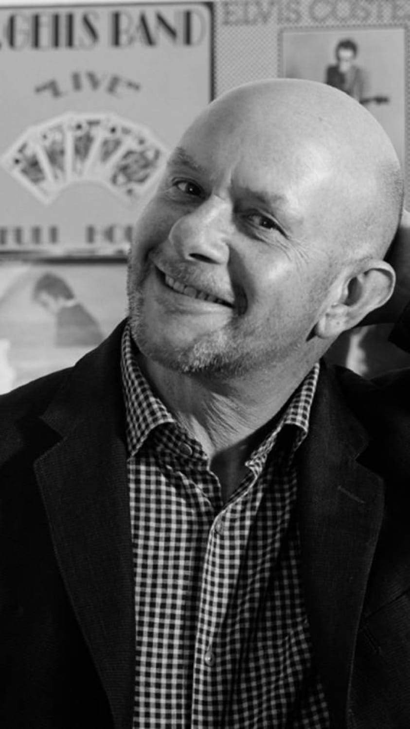 nick hornby  Nick Hornby event - 13 March 2018