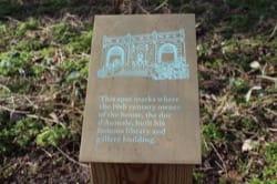 Image - orleans-house-marker