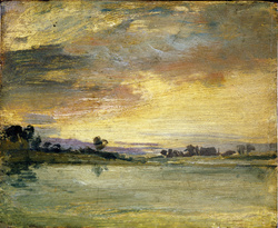 Image - TURNER_sunset-on-the-river
