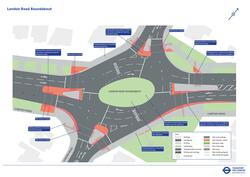 Image - a316-london-road-roundabout-plan