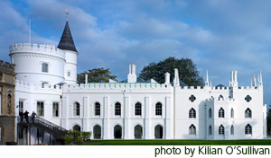 photo of Strawberry Hill House