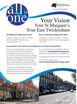 Village Planning leaflets East Twickenham AW page 001