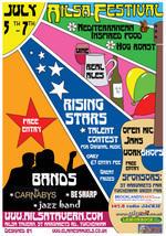 Ailsa Festival Poster 2013