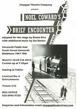 Brief Encounter Flyer