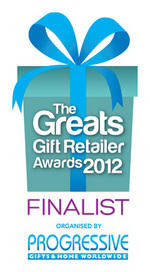 Greats 2012 Finalist logo