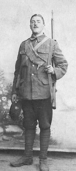 Percy Davies   soldier